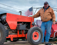Antique Tractors on the Anniversary of 9/11